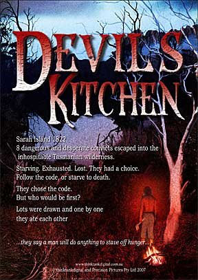 Devil's Kitchen poster
